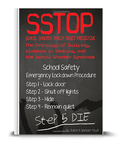 School Shooter Threat Onset Predictive Book
